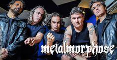 Força Metal BR: Metalmorphose: preparando uma festança 'From Hell'...