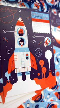 40 eye-catching flyer designs | Graphic design | Creative Bloq:
