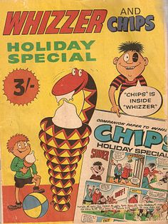 Holiday Special edition's ...waiting for the 'paper man' on holiday and sitting in the caravan reading these! Great memories :D