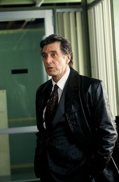 Al Pacino in Insomnia (Christopher Nolan, Christopher Nolan, Call Me Al, Godfather Movie, The Ghostbusters, Fritz Lang, British Academy Film Awards, Actor Studio, Old Movie Stars, Films