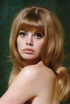 Britt Eckland. Classic beauty, perfect skin. #magicfoundation #magicfoundation