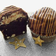 Chocolate Covered PB & Pretzel Cupcake: A delicious blend of both sweet and salty. All kinds of deliciousness packed into one cupcake! One bite and your taste buds will be hooked.