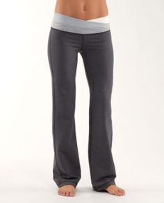 lululemon yoga pants. these look super comfy.