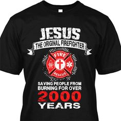 He is my Chief < Jesus Saves's photo. >