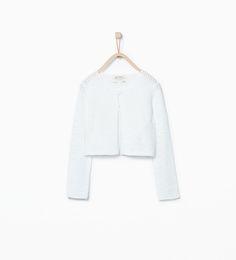 Afbeelding 1 van Vest met V-hals van Zara