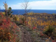 In northeastern Minnesota, the Superior Hiking Trail traverses 296 miles of rugged landscape and beautiful vistas of Lake Superior. Whether you spend a weekend trip or a whole summer, backpacking this trail will be an unforgettable, epic adventure. Lake Superior, Get Outdoors, The Great Outdoors, Camping And Hiking, Backpacking, Hiking Gear, Camping Tips, Adventure Is Out There, Outdoor Activities