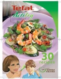 Tefal ActiFry 30 Recipes