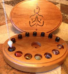 Inner Healing - New Products! Best product ever to visually see the balancing of your chakras!