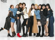 ImageFind images and videos about twice, chaeyoung and momo on We Heart It - the app to get lost in what you love. Nayeon, Kpop Girl Groups, Korean Girl Groups, Kpop Girls, Pop Fashion, Fashion Beauty, Twice Group, Song Of The Year, Twice Once