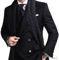great scarf for men!