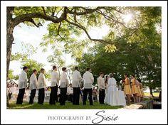 Stone Manor Ceremony Photography
