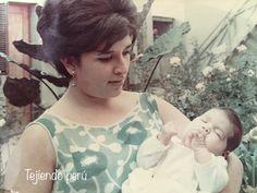 Esperanza y Ana Celia (a los 2 meses)