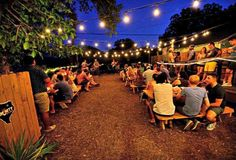 A chill Evening at The Wild Detectives in Oak Cliff. -14 Actually Great Dallas Date Ideas -
