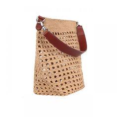 Shop Women's Dolce & Gabbana Totes and shopper bags on Lyst. Track over 3977 Dolce & Gabbana Totes and shopper bags for stock and sale updates. Crochet Tote, Crochet Handbags, Crochet Purses, Art Bag, Simple Bags, Shopper Bag, Knitted Bags, Handmade Bags, Purses And Handbags