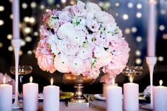 """""""I can`t wait to marry you!"""" Hochzeitsinspiration in Rose und Gold"""