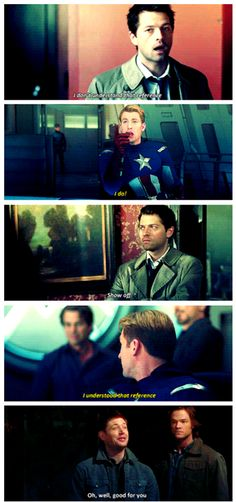 Cas vs Cap I was just talking about the two of them and lack of reference understanding!