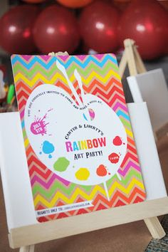 Hello Rainbow. DIY Dazzle. {Ridic   Real Party}