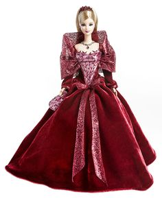 Genuine Porcelain China Made In Japan Barbie Style, Barbie Gowns, Barbie Dress, Christmas Barbie Dolls, Fairytale Gown, Barbie Family, Glamour Dolls, Barbie Friends, Fashion Dolls