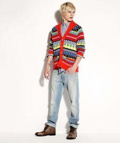 New Look Menswear SS10 Luke Worrall