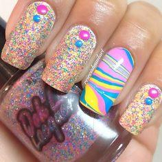 Instagram photo by reireishnailart  #nail #nails #nailart