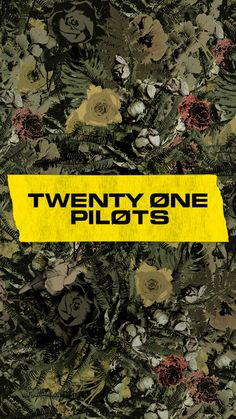 Best ideas music wallpaper iphone twenty one pilots Twenty On Pilots, Twenty One Pilot Memes, Twenty One Pilots Poster, Music Wallpaper, Iphone Wallpaper, Phone Backgrounds, Twenty One Pilots Wallpaper, Pause, Staying Alive