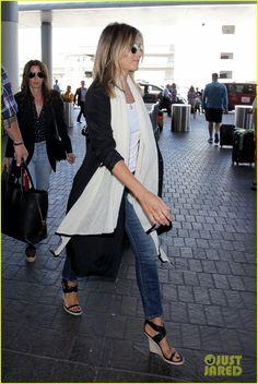 Jennifer Aniston Steps Out Smiling After Releasing Her Essay