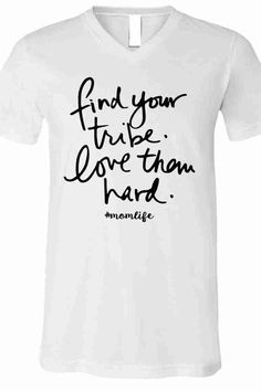 bfe9d2bd Find Your Tribe Tee Wholesale Fashion, Tees, Shirts, Boutique, V Neck,