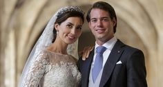 Another Royal Wedding in 2013 On last Saturday, September 21st, Prince Felix of Luxembourg said yes to his longtime girlfriend from German, Claire Lademacher, in southeastern France.