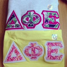 Fantastic Jenna Benna & Co letters, Thanks for sharing! Lilly Pulitzer Royal Poinciana Fabric on Greek Pink Twill and Lilly Pulitzer Pink Ten Speed Fabric on White Twill