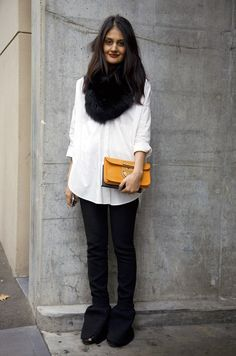 Megha Kapoor, Vogue Australia | Street Fashion | Street Peeper | Global Street Fashion and Street Style