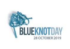 Blue Knot Day awareness of adults with child trauma & abuse On October 3rd, Education And Training, Make A Donation, Trauma, Helping People, Fundraising, Knots, Child, Day