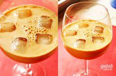 Receita » Suco detox de maçã verde - Gulab 1 porção de folha escura (a couve é a mais usada, mas pode qualquer outra como agrião e espinafre) + 1 porção de vitamina C (limão, laranja, acerola) + 1 legume (cenoura, beterraba, aipo) + 1 fruta doce (maçã, melancia, coco).