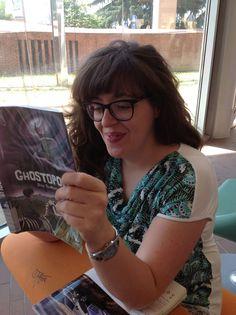 """""""Ad alto impatto glicemico""""  #reading #librarian"""