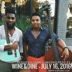 Wine&Dine. July 16. Evans GA