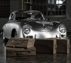 EU road trip in a Porsche 356? Yes please.