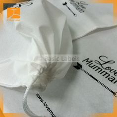 custom dust bag Custom Logos, Dust Bag, Prints, Bags, Handbags, Taschen, Purse, Purses, Printmaking