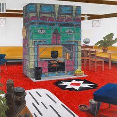 graham fletcher artist - Google Search Painters, Graham, Contemporary Art, Google Search, Abstract, Gallery, Interior, Artist, Summary