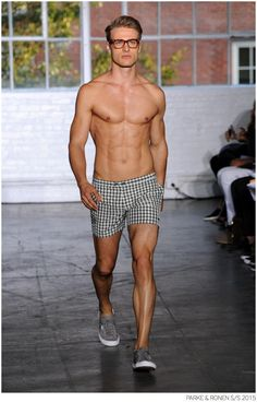 Parke & Ronen Inspired by The Talented Mr. Ripley for Spring/Summer 2015…