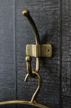 brass luxury lodge hook brass coat hook pieces