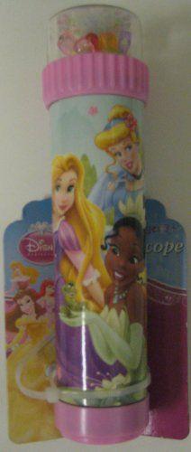 Disney Princess Toy Kaleidoscope with Tiana, Ariel, Snow White, Cinderella and Rapunzel $6.99
