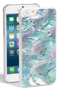 Free shipping and returns on Recover Abalone iPhone 6/6s Case at Nordstrom.com. Real abalone shell adds natural, lustrous color to a bold iPhone 6 case formed from durable polycarbonate.
