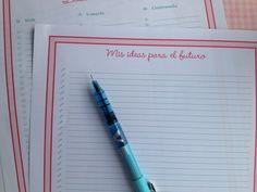 Personalización de Blogs: Blog con consejos y trucos para blogueras: Imprimibles gratis para organizarse mejor