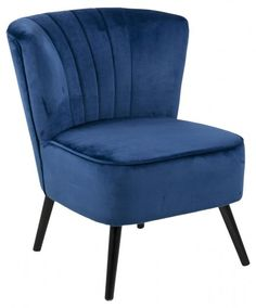 Fotel Lara Velvet w kolorze ciemno szarym Fairmont Park, Love Design, Living Room Decor, Accent Chairs, Armchair, Lounge, Interior Design, Inspiration, Furniture