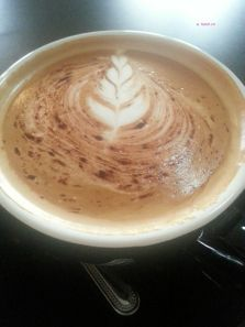 My Coffee @ 7 Kick Start Coffee & Grill
