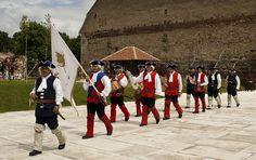 "Cetatea ""Alba Carolina"" Garda Militara Beautiful Places, Tours, Travel, Romania, Viajes, Destinations, Traveling, Trips"