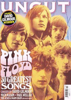 Pink Floyd - Uncut Magazine - October 2008