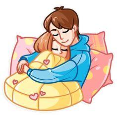 Hug Together Вместе Cute Cartoon Images, Cute Love Pictures, Cute Love Gif, Cute Cartoon Wallpapers, Cartoon Art, Cute Couple Drawings, Cute Couple Art, Cute Drawings, Love Cartoon Couple