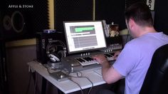 """Making of """"SOUNDLESS""""  Song from our 3rd album MAGMA 10,- USD  BUY on : Website - http://www.appleandstone.com"""