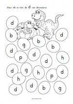 2nd Grade Math Worksheets, Preschool Worksheets, Diy For Kids, Crafts For Kids, Alphabet For Toddlers, Dinosaurs Preschool, Learning Numbers, Home Schooling, Kids Education