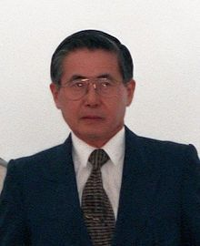 June 10, 1990  Alberto Fujimori is elected President of Peru; he takes office on July 28.